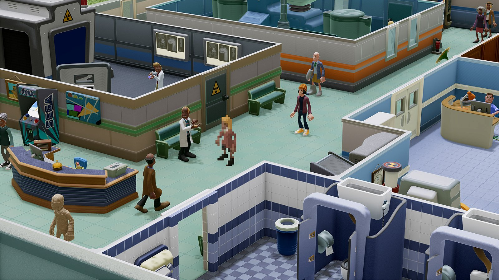Two Point Hospital Preview Nostalgia Done Right