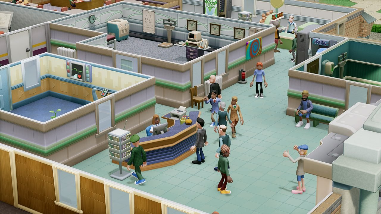Two Points Hospital Preview - Nostalgia Done Right 2