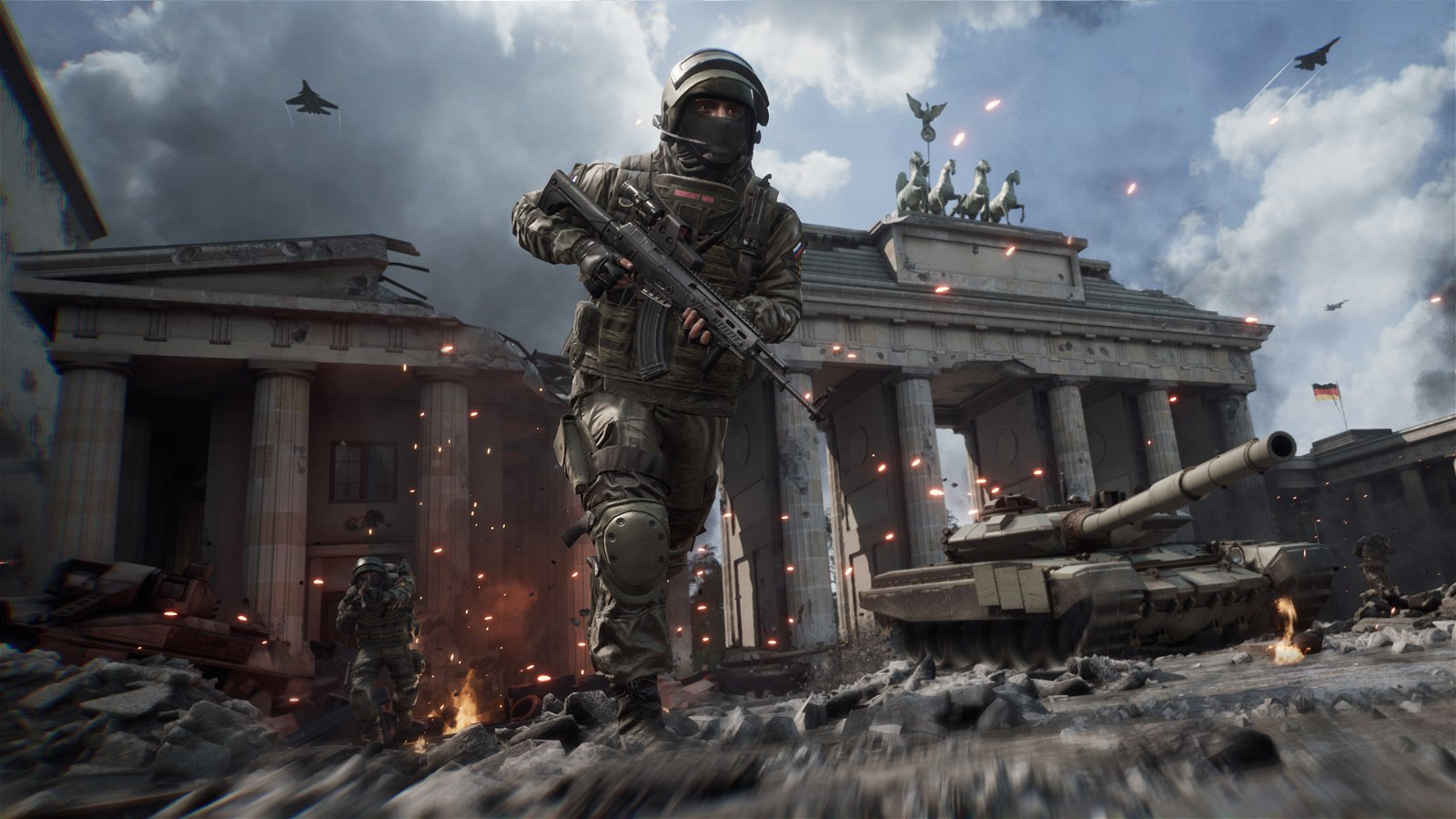 World War 3 Launches Exciting Announcement Trailer 1