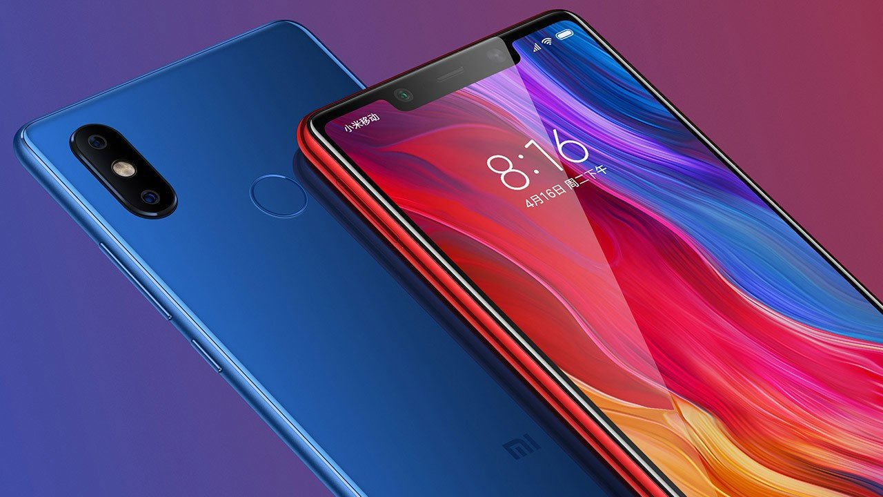 Xiaomi Announces Full Range of Mi 8 Devices
