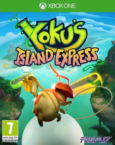 Yoku's Island Express Review 1