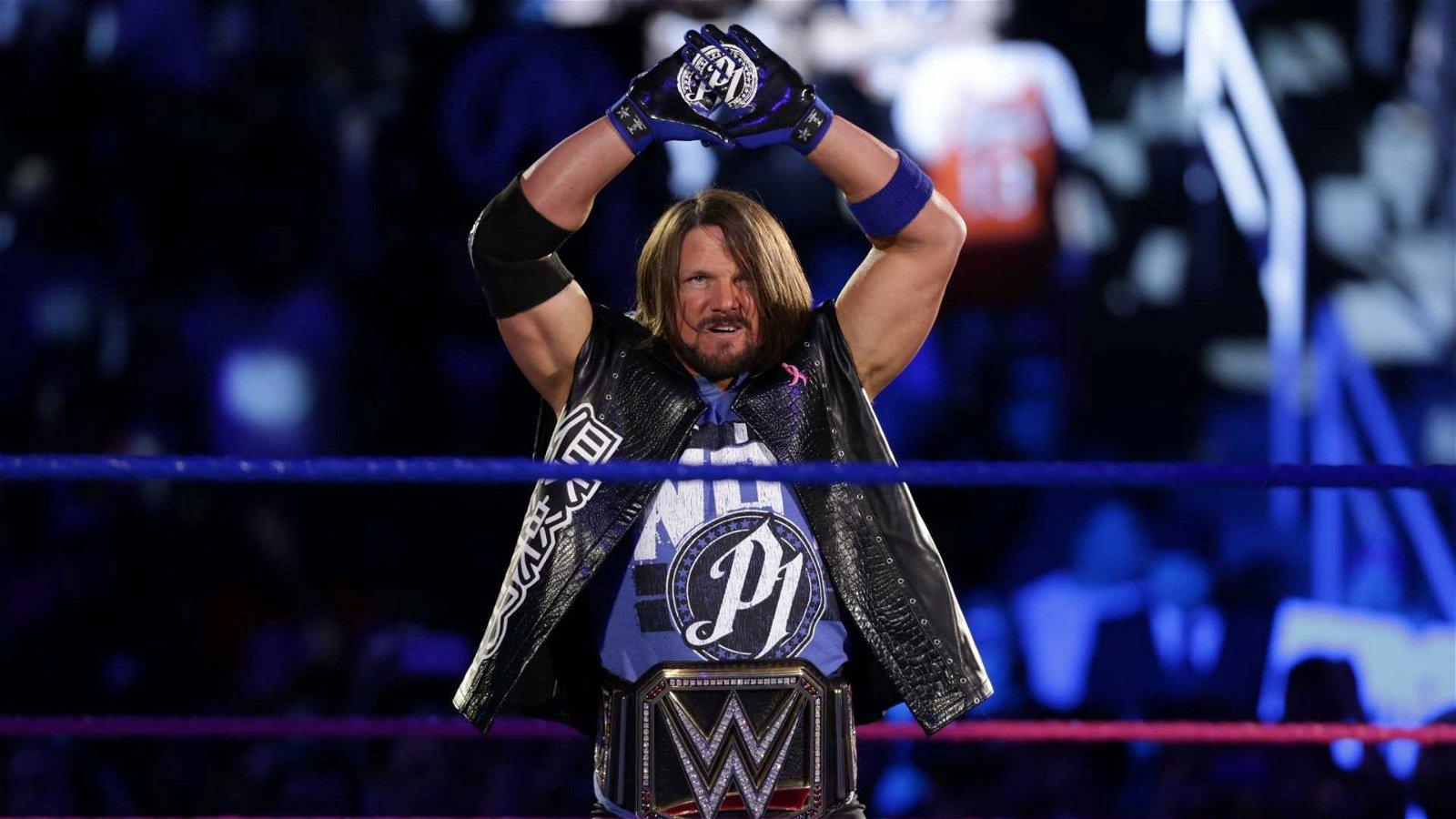 AJ Styles Joins the WWE 2K19 Million Dollar Smackdown 3