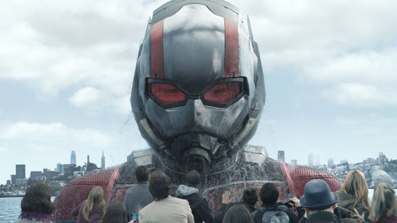 Ant-Man and the Wasp (Movie) Review 3