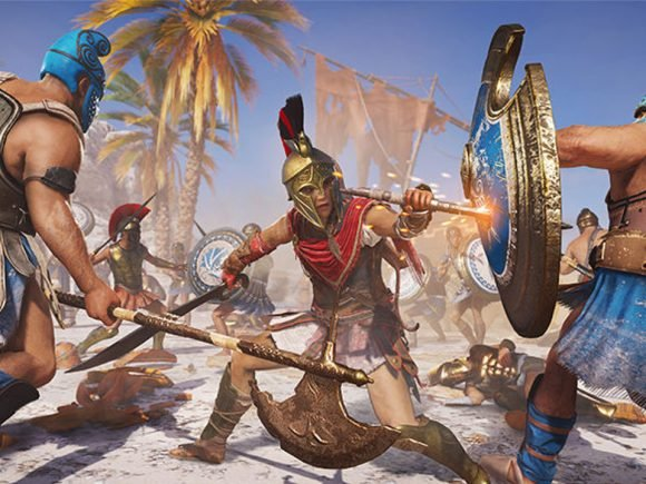 Assassin's Creed Odyssey Champions the Power of Choice