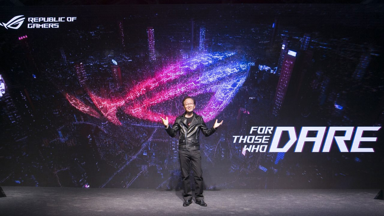 Asus Those Who Dare Computex 2018 Lineup 1