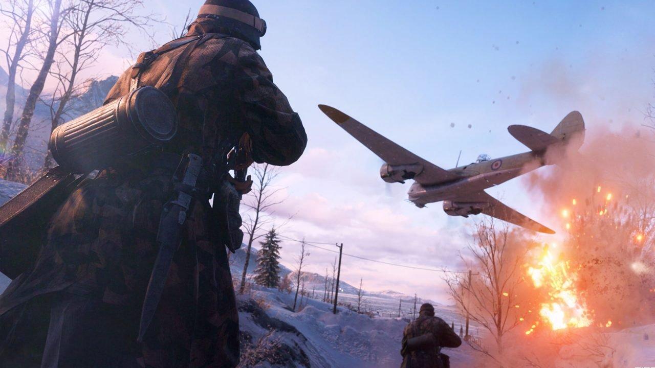 Battlefield V E3 2018 Preview