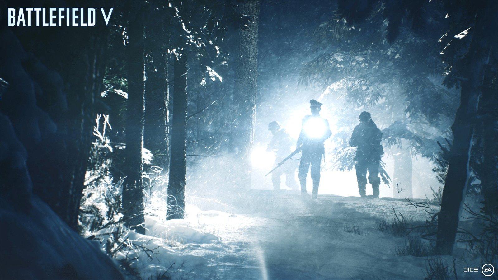 Battlefield V E3 2018 Preview 2