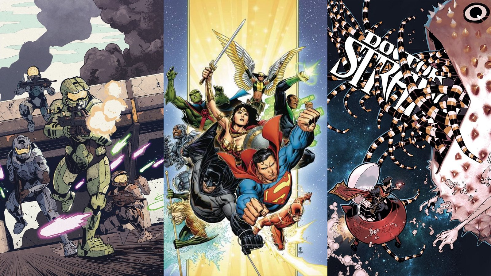 Best Comics to Buy This Week: Justice League #1 7
