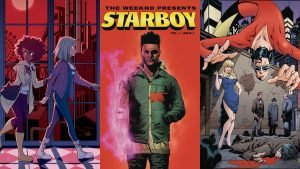 Best Comics to Buy This Week: The WEEKND Shines in Starboy #1