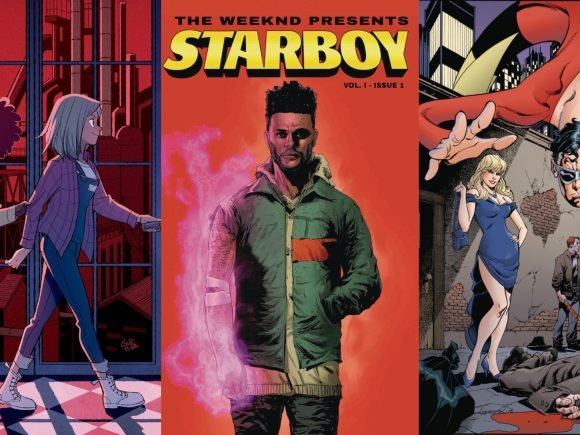 Best Comics to Buy This Week: Netflix's First Comic Book 1
