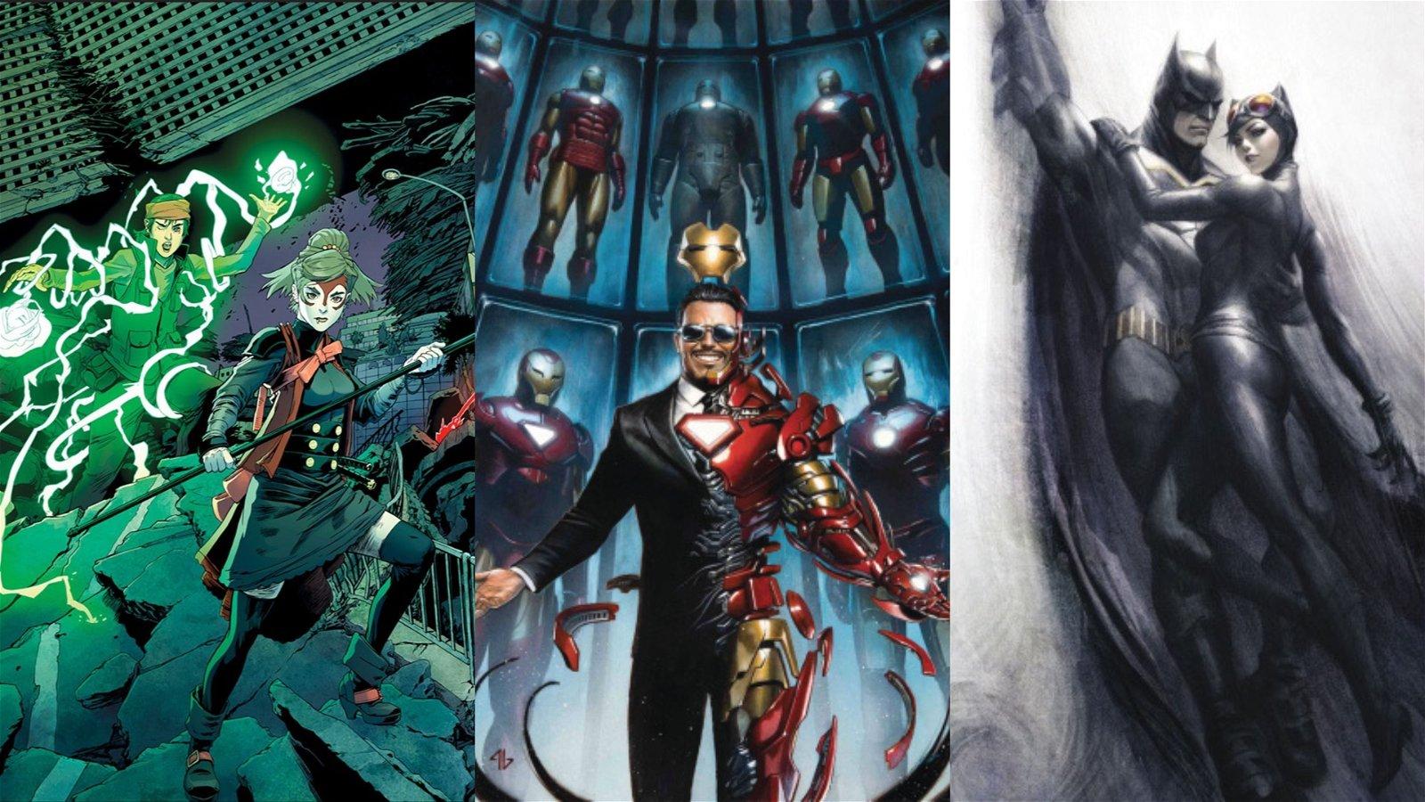 Best Comics to Buy This Week: Tony Stark Returns in Iron Man #1 1
