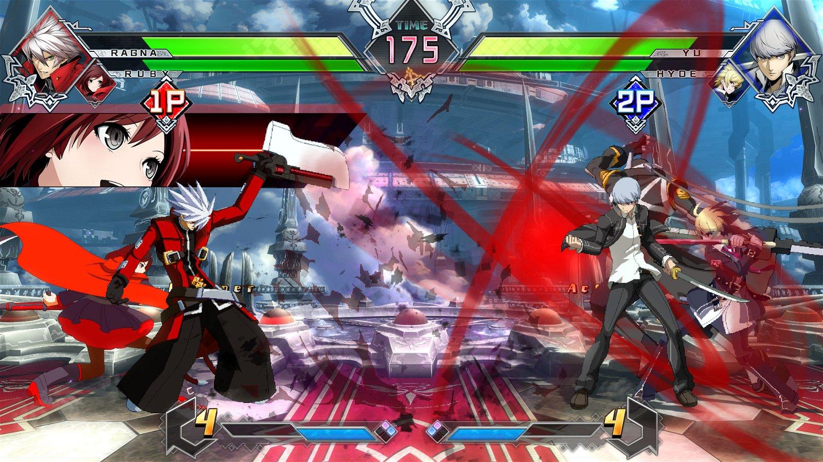 Blazblue: Cross Tag Battle Review 2