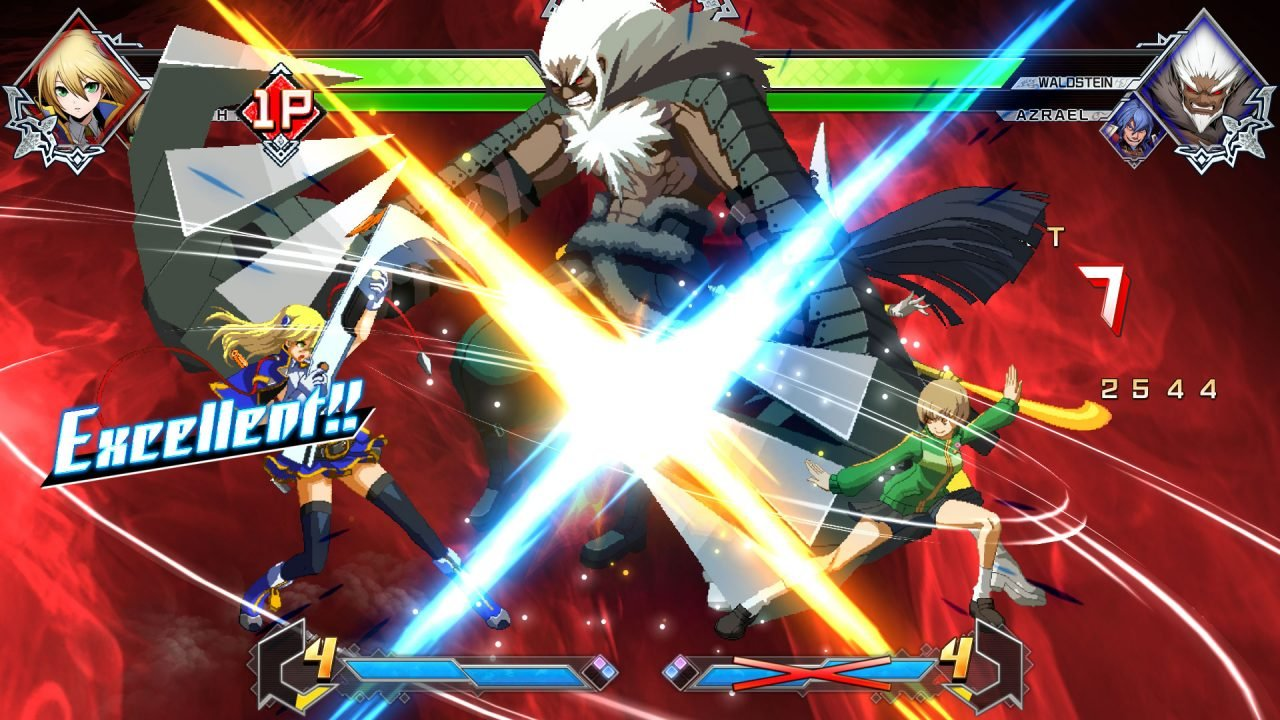 BlazBlue: Cross Tag Battle Review 4