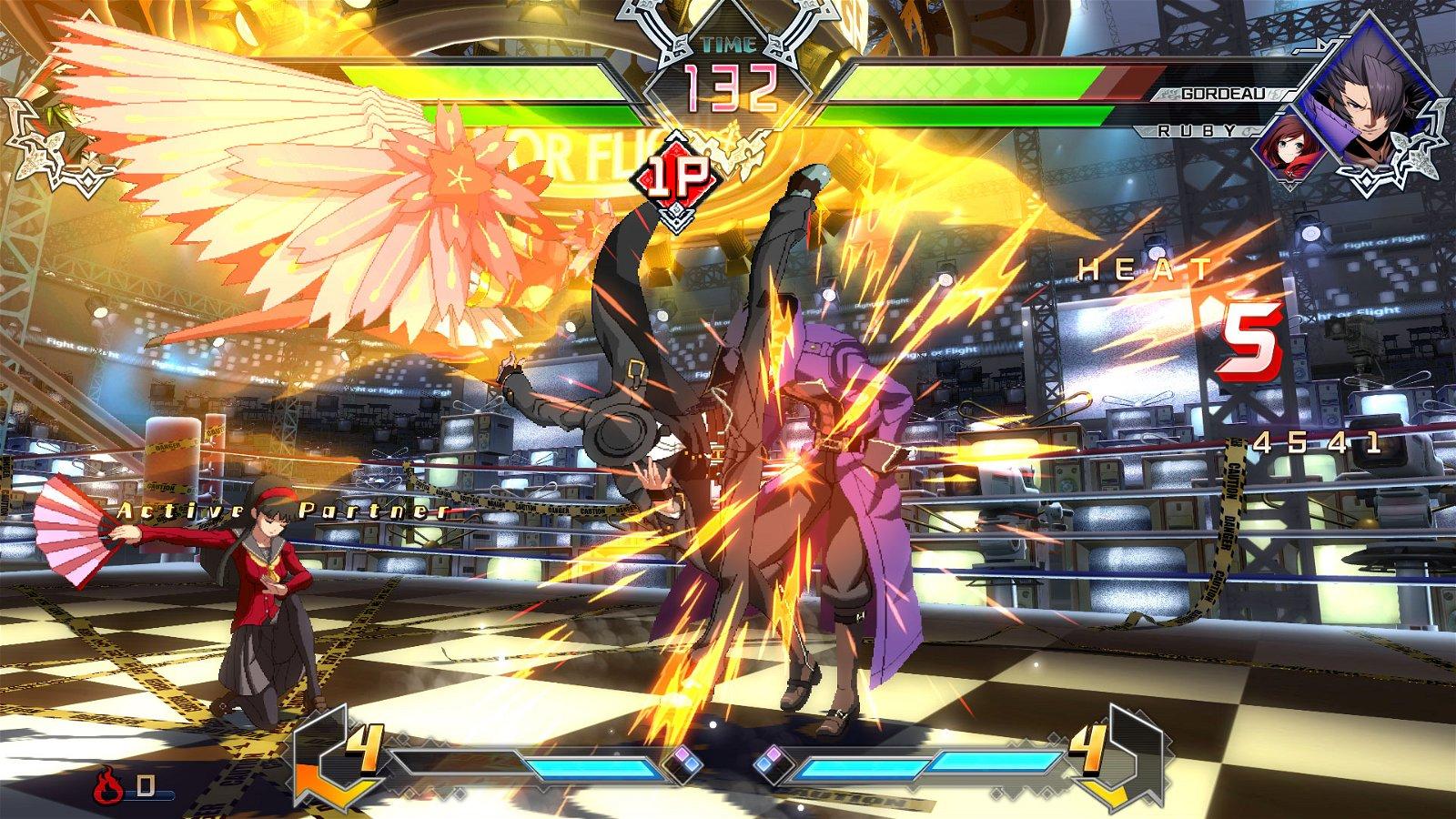 Blazblue: Cross Tag Battle Review 5