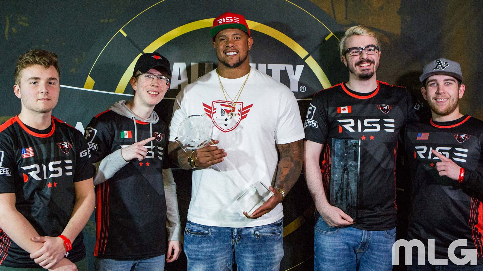 Call of Duty World League Anaheim Open Crowns Rise Nation Champions 1