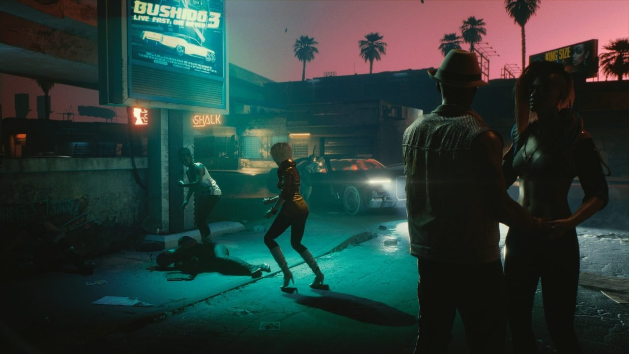 Cyberpunk 2077 is the Gibson-esk RPG we Have Always Wanted 3