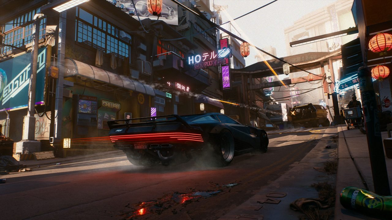 Cyberpunk 2077 is the Gibson-esk RPG we Have Always Wanted 4