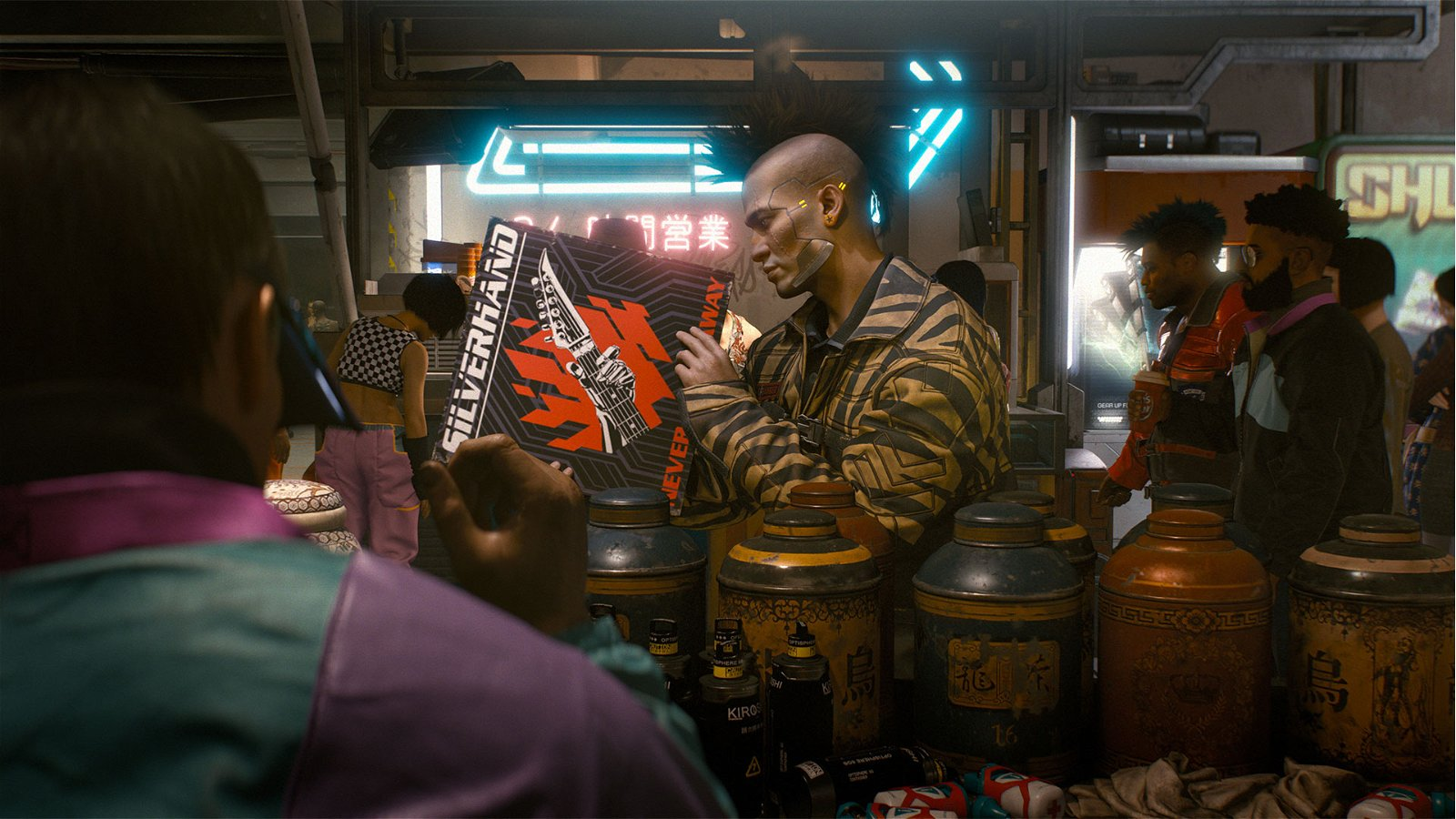 Cyberpunk 2077 is the Gibson-esk RPG we Have Always Wanted