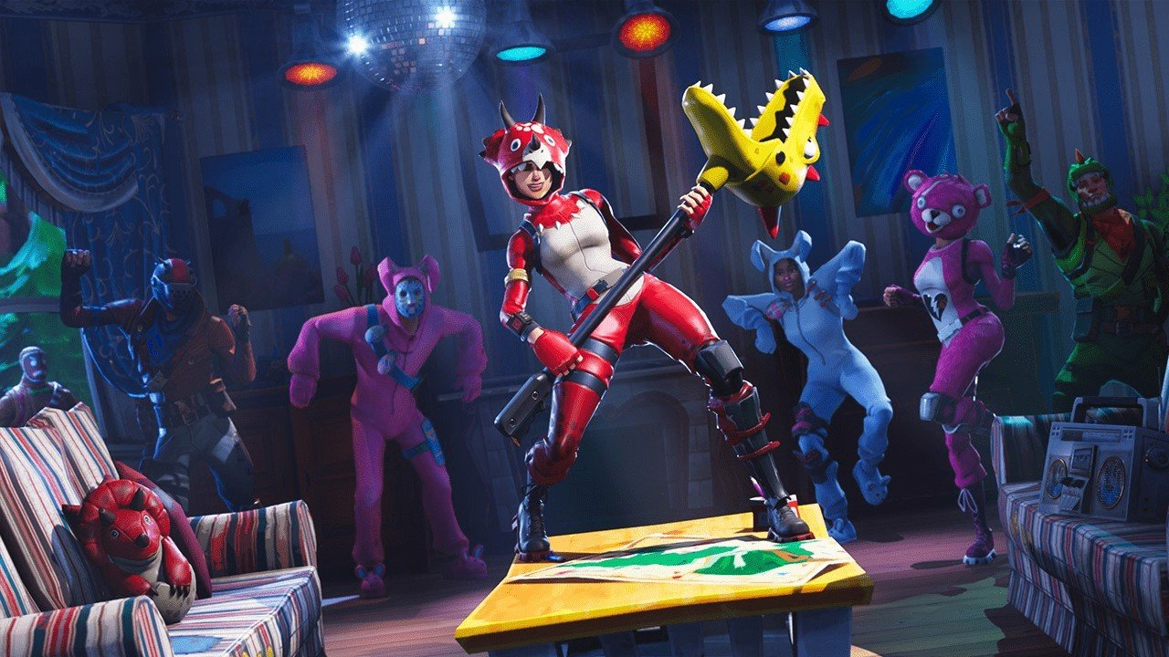 E3 2018: A Quick Guide For New Fortnite Players 2
