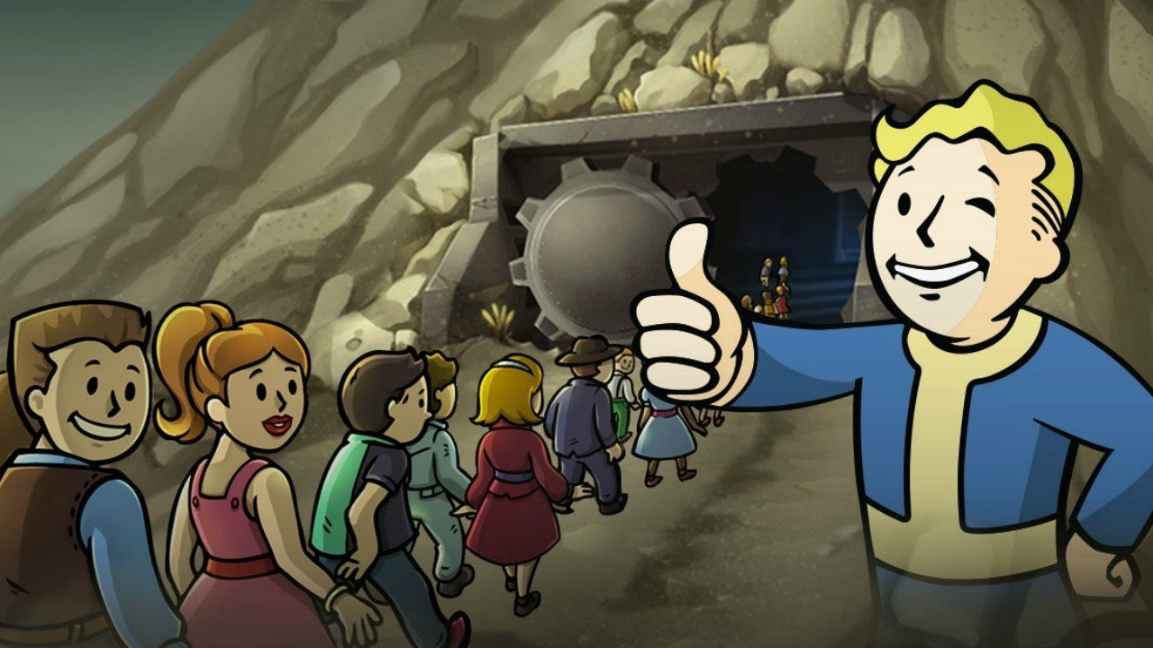 Fallout Shelter (Switch) Review 2