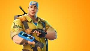 Fortnite's Newest Content Update Makes Way for the Stink Bomb