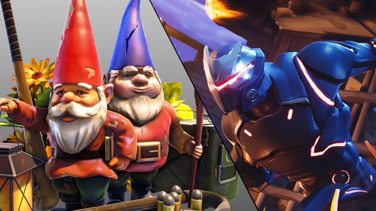Fortnite Gnome Hunting Weekly Challenge for June 21 2