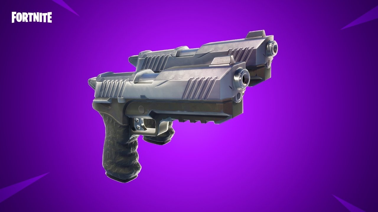 Fortnite Update 4.5 has Landed, bringing Playground Mode, Dual Pistols and more