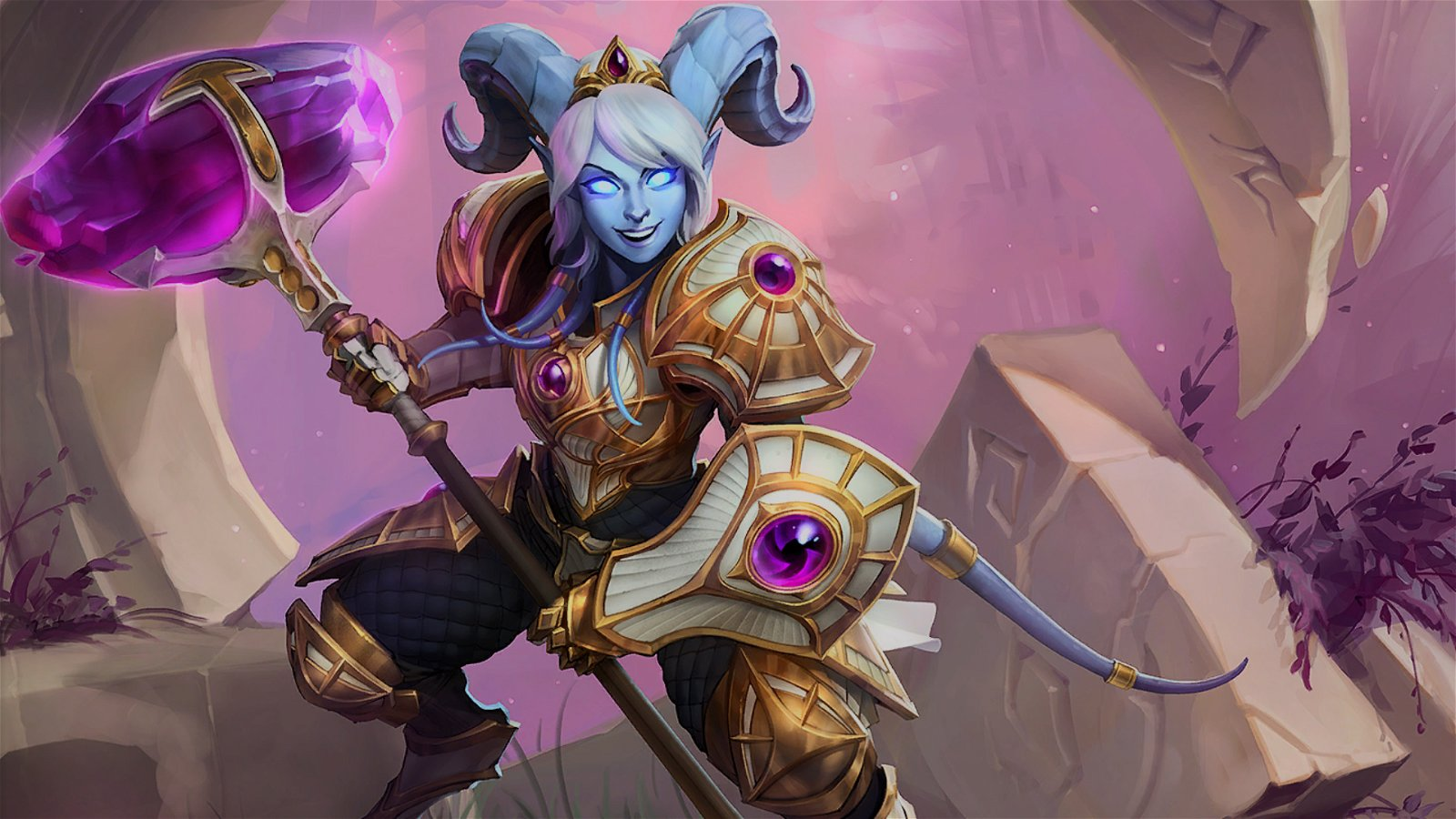 Heroes of the Storm: Yrel Joins the Legendary Battle at Alterac Pass 1