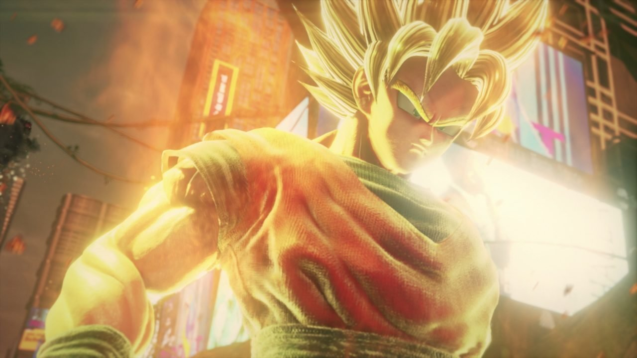 Jump Force E3 2018 Hands-On Preview: A Diamond in the Rough 1