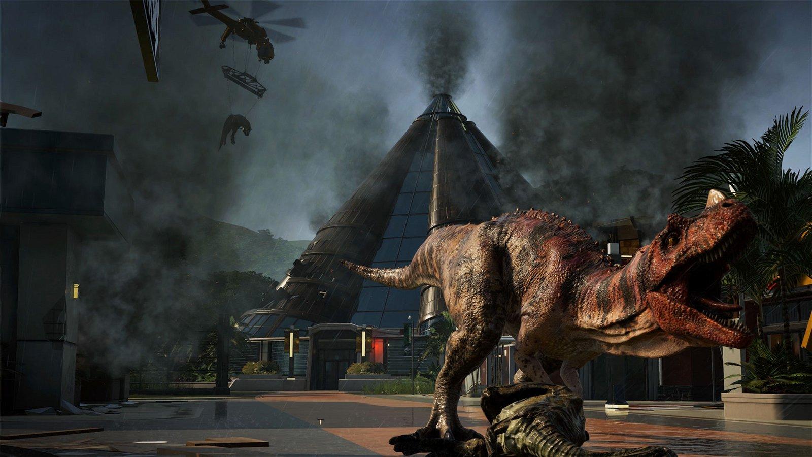 Jurassic World Evolution (Pc) Review 2