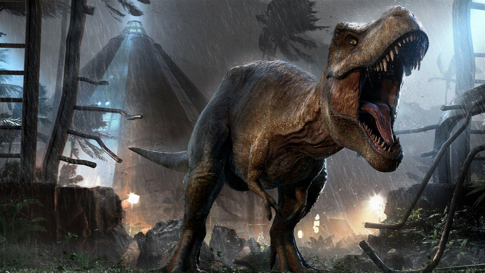 Jurassic world evolution pc review cgmagazine - Film de dinosaure jurassic park ...