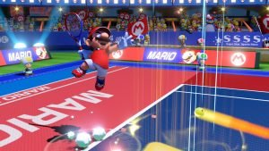 Mario Tennis Aces (Nintendo Switch) Review 1
