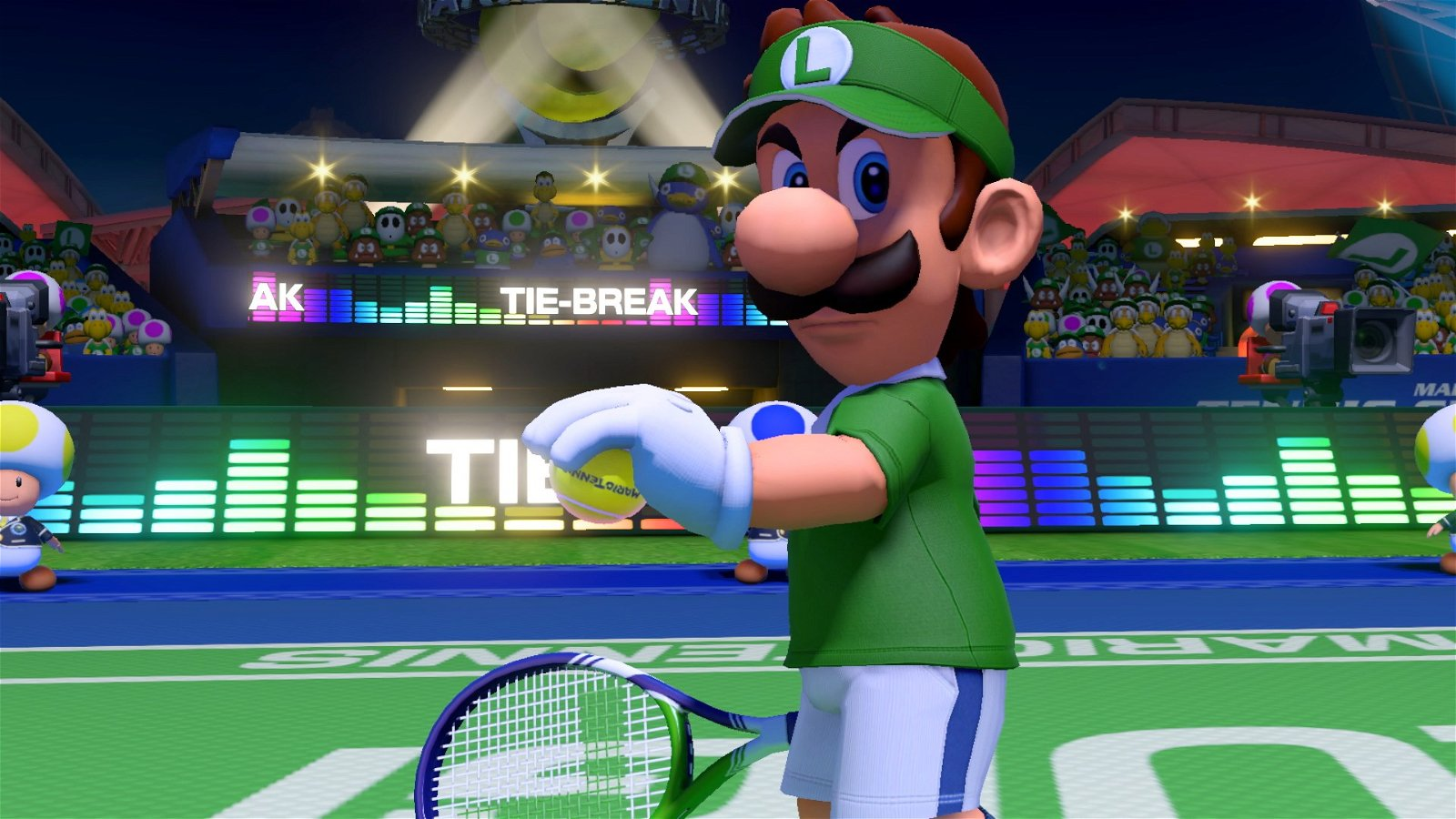 Mario Tennis Aces (Nintendo Switch) Review 3