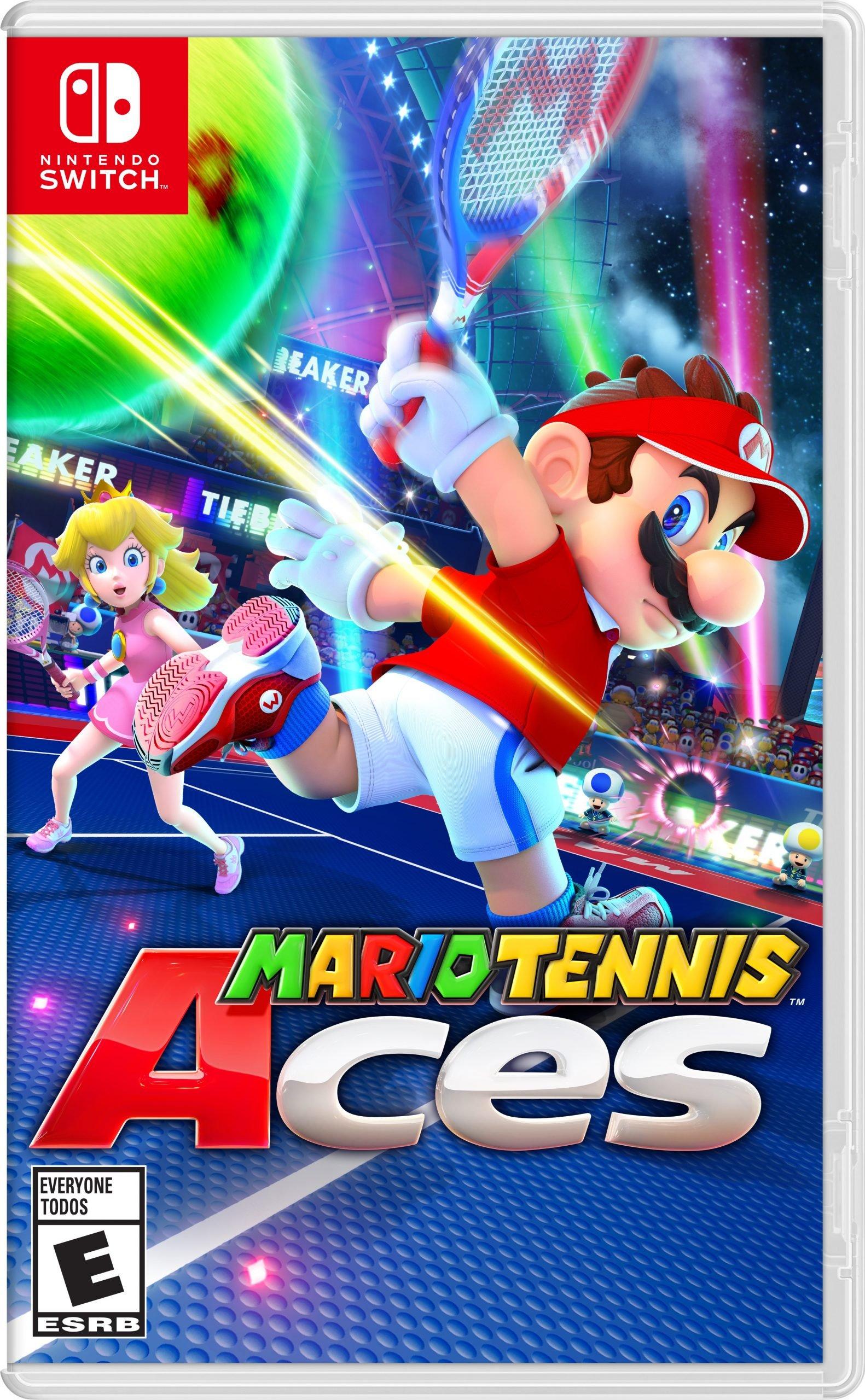 Mario Tennis Aces (Nintendo Switch) Review 5