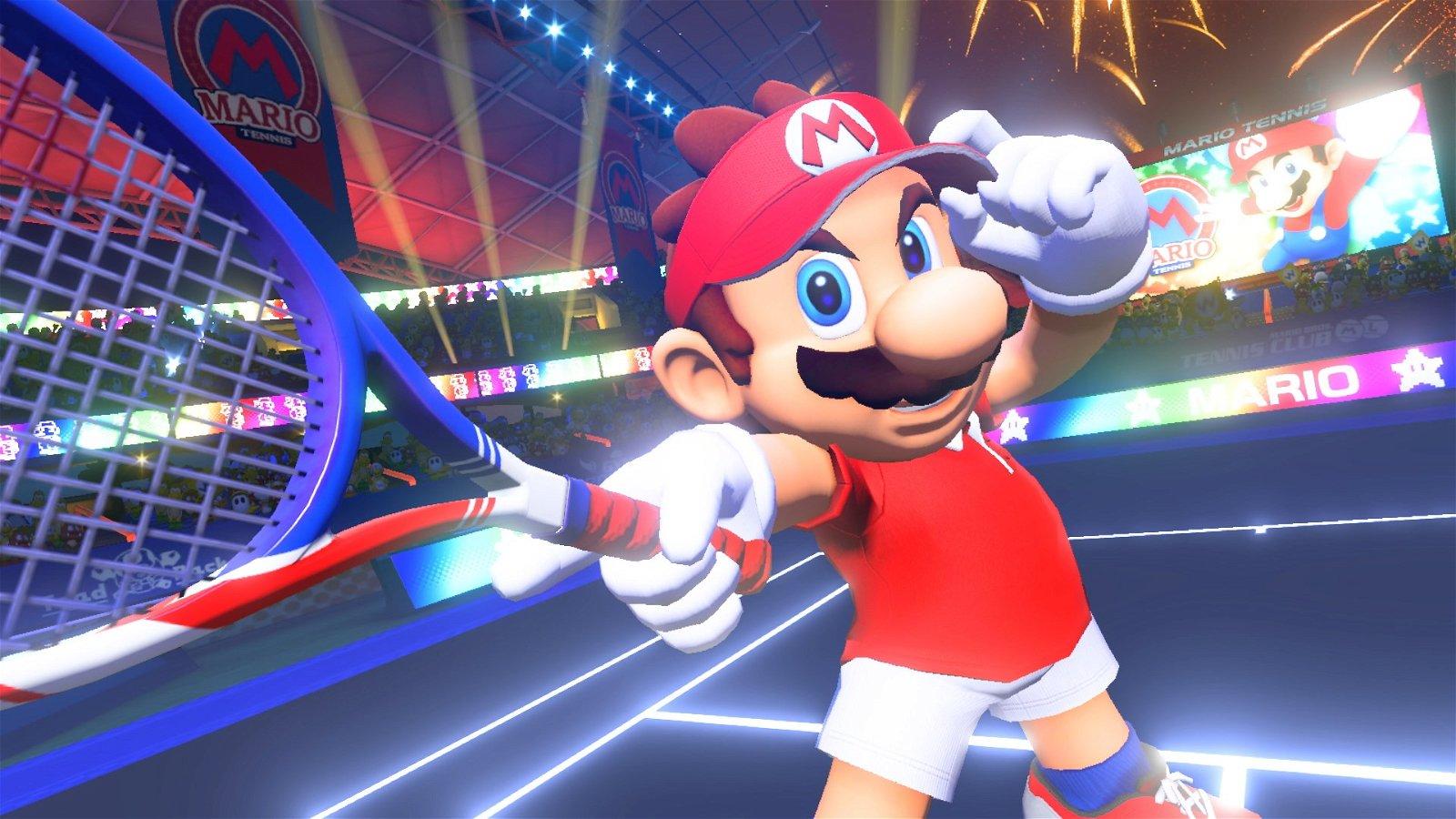 Mario Tennis Aces (Nintendo Switch) Review 1