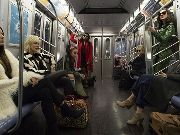 Ocean's 8 Mini-Review - Playing it straight 1