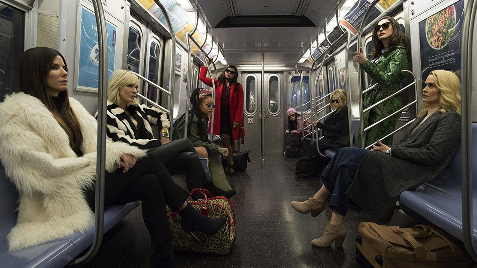 Ocean's 8 Mini-Review