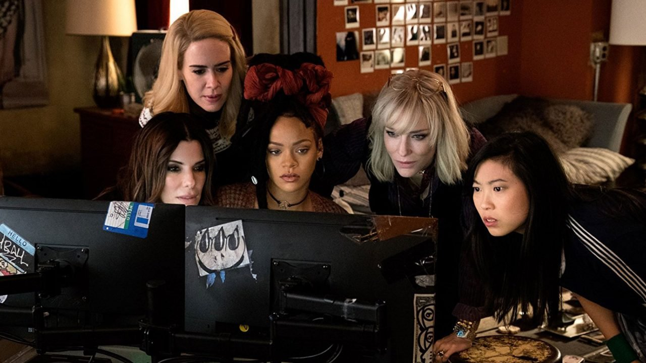Ocean's 8 Mini-Review - Playing it straight 4