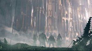 Platinum games Unveils Babylon's Fall at Square Enix E3 2018
