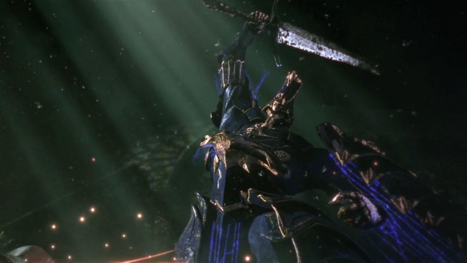 Platinum games Unveils Babylon's Fall at Square Enix E3 2018 2