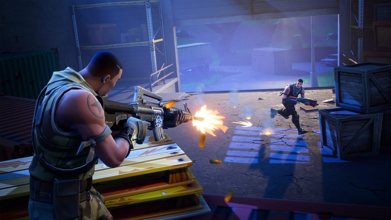 PlayStation 4 Fortnite Players Unable to Play on Switch