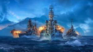 Popular PC Warship Sim, World of Warships Launching on PlayStation 4 and Xbox One in 2019