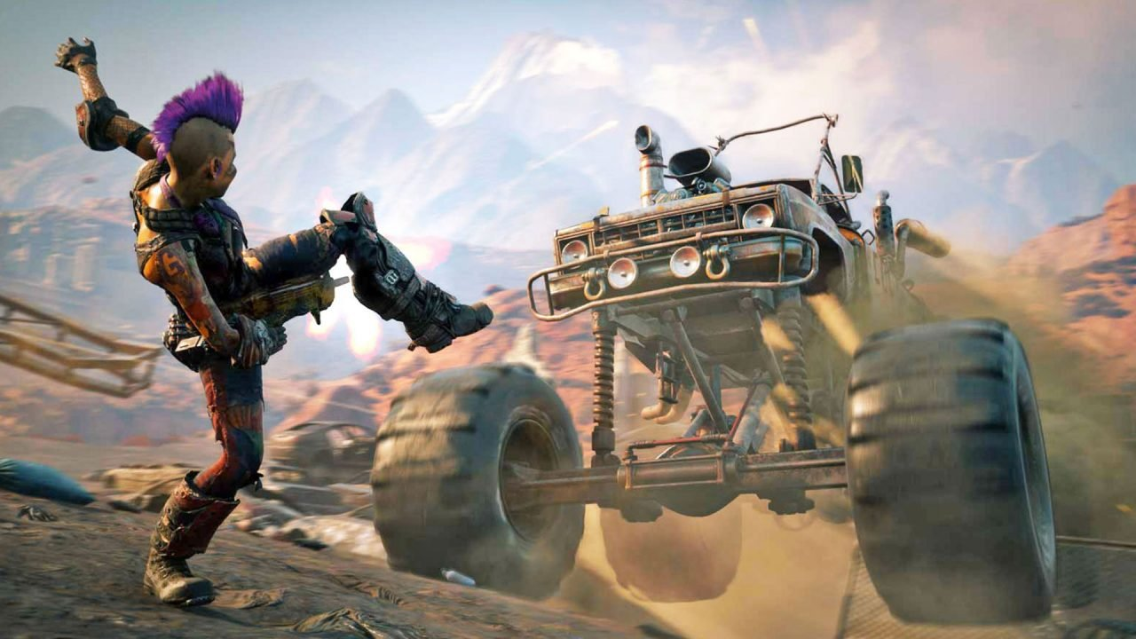 Rage 2 Preview - Colorful Open-world Insanity 2