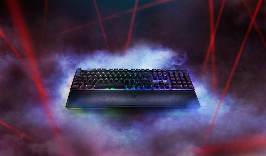 Razer Announces New line of Mechanical Keyboards with the Razer Huntsman Elite