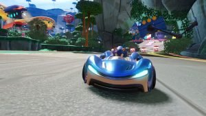 Sonic Team Racing E3 Preview: The Fast and the Furriest