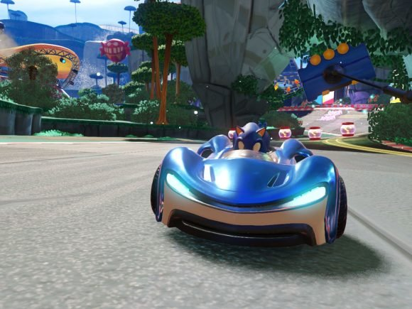 Sonic Team Racing E3 Preview: The Fast and the Furriest 1