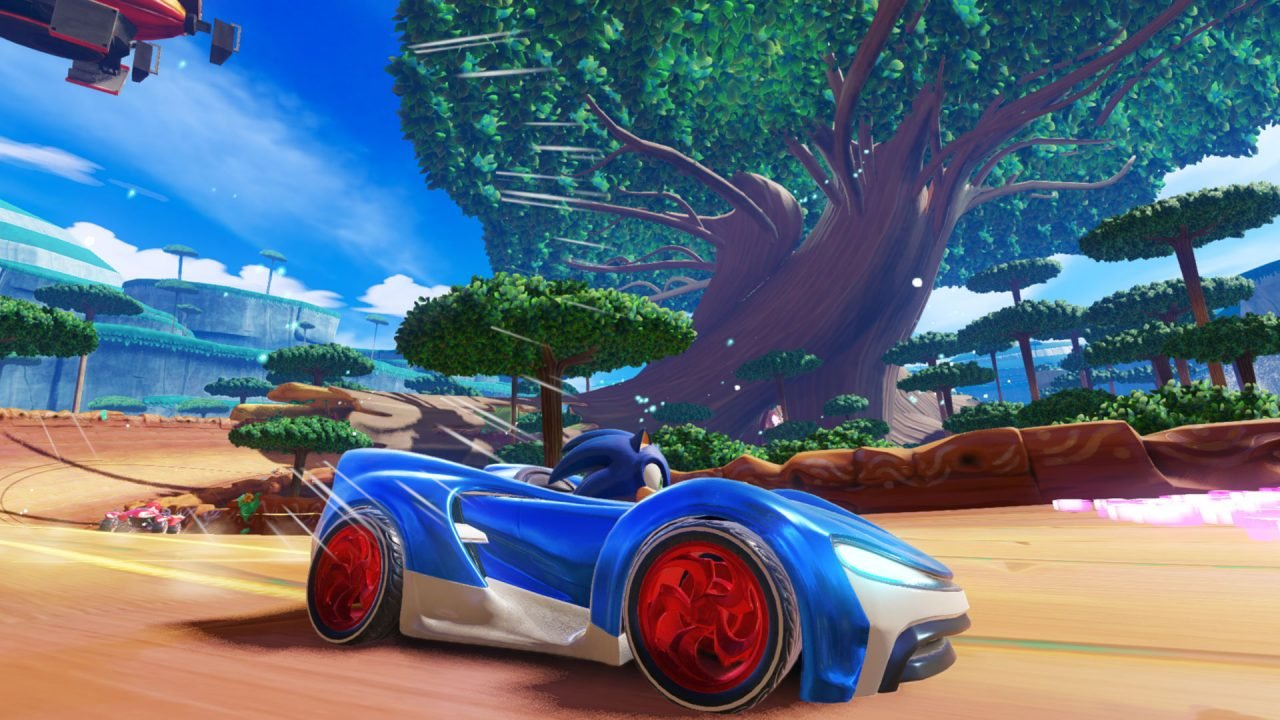 Sonic Team Racing E3 Preview: The Fast and the Furriest 2