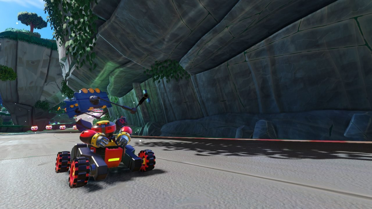 Sonic Team Racing E3 Preview: The Fast and the Furriest 5
