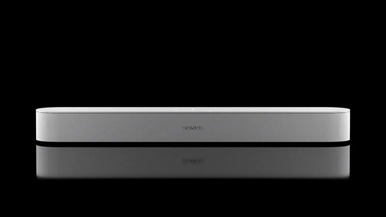 Sonos Announces the Sonos Beam Home Theatre Smart Home Speaker
