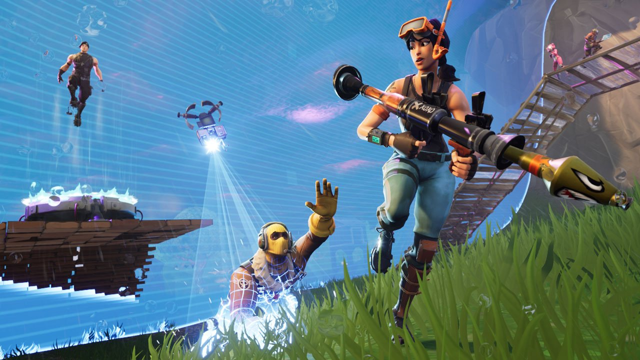Sony's EX-CEO: Money is the Reason Behind Fortnite Crossplay Account Blocks 1